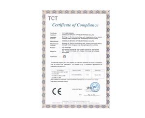 LED泛光灯CE-EMC