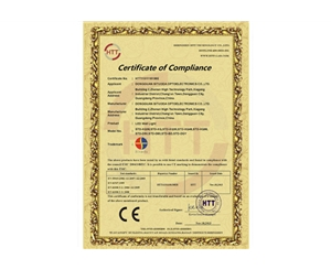 洗墙灯证书CE-EMC