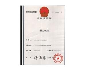 Trademark registration 1