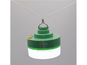 地摊照明--可吸可悬挂且多种充电方式的地摊灯
