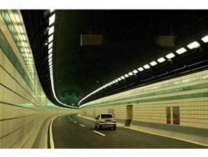 湖南省蓝田隧道照明-LED随道灯案例