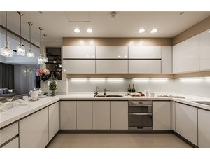 家庭照明-LED嵌入式橱柜灯案例