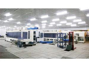 广州顺鑫机械设备厂照明-T8一体化乐投网址案例