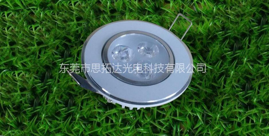 LED 单颗天花灯 STD-TH-C-01