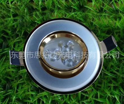 LED 单颗天花灯 STD-TH-C-03