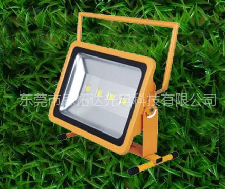 LED 充电式投光灯 STD-TG-200W-C-04