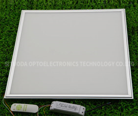 Ultra-thin panel light