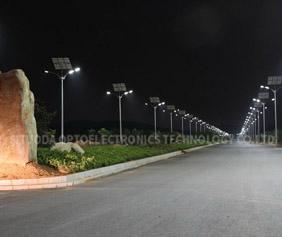 STD-TYN-120W-C LED Solar Street Light