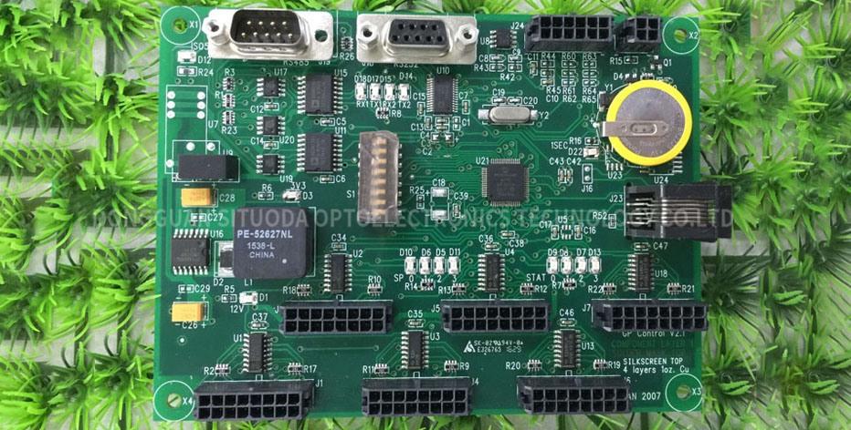 PCBA-material processing