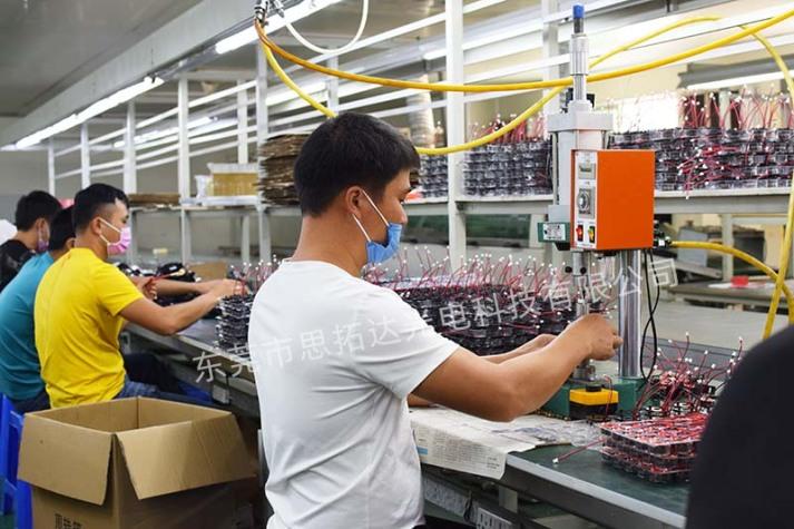 电子产品组装加工