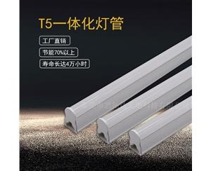 LED T5一体化乐投网址(1米14W)