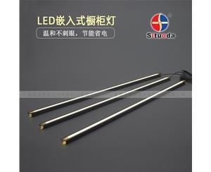 600mm(2.7W)LED嵌入式橱柜灯
