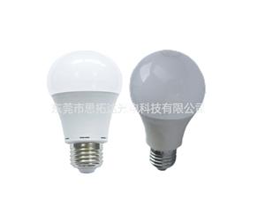 Plastic coated aluminum bulb lamp series